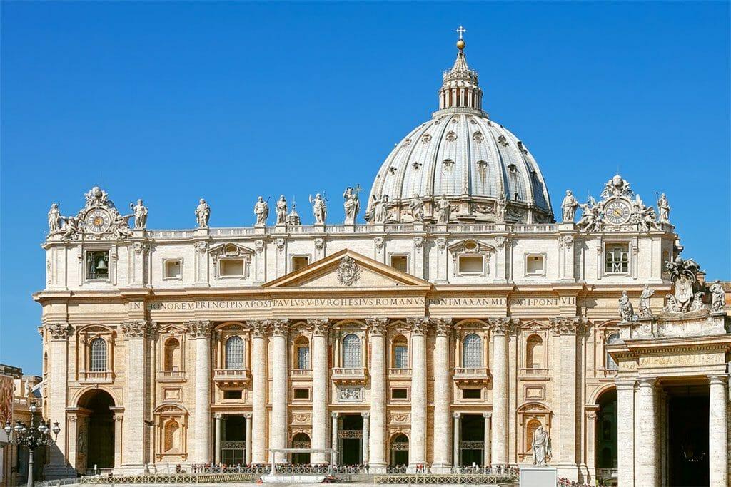 visiter basilique saint pierre vatican rome