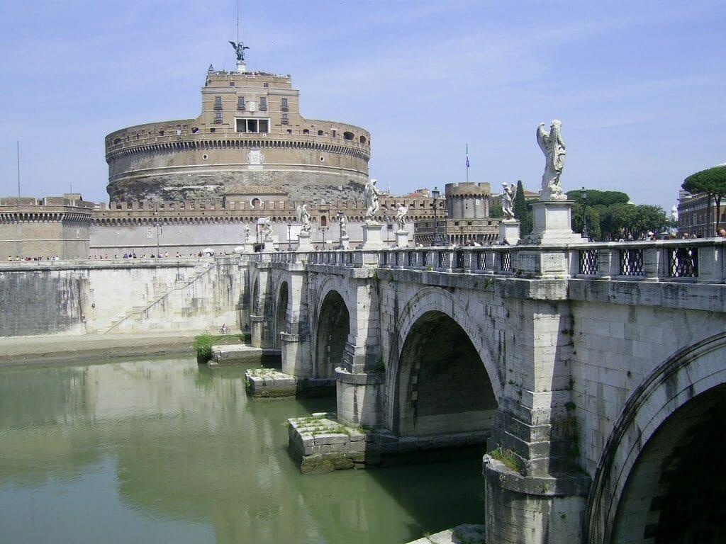 pont chateau saint ange