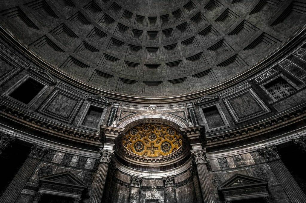 rotonde du pantheon rome