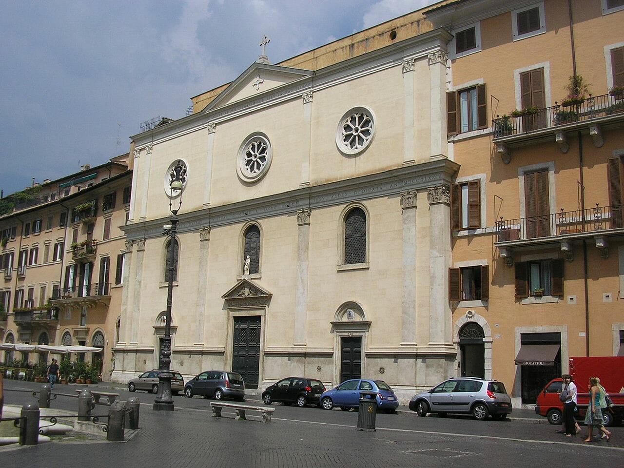 visiter piazza navona rome eglise notre dame du sacre cœur