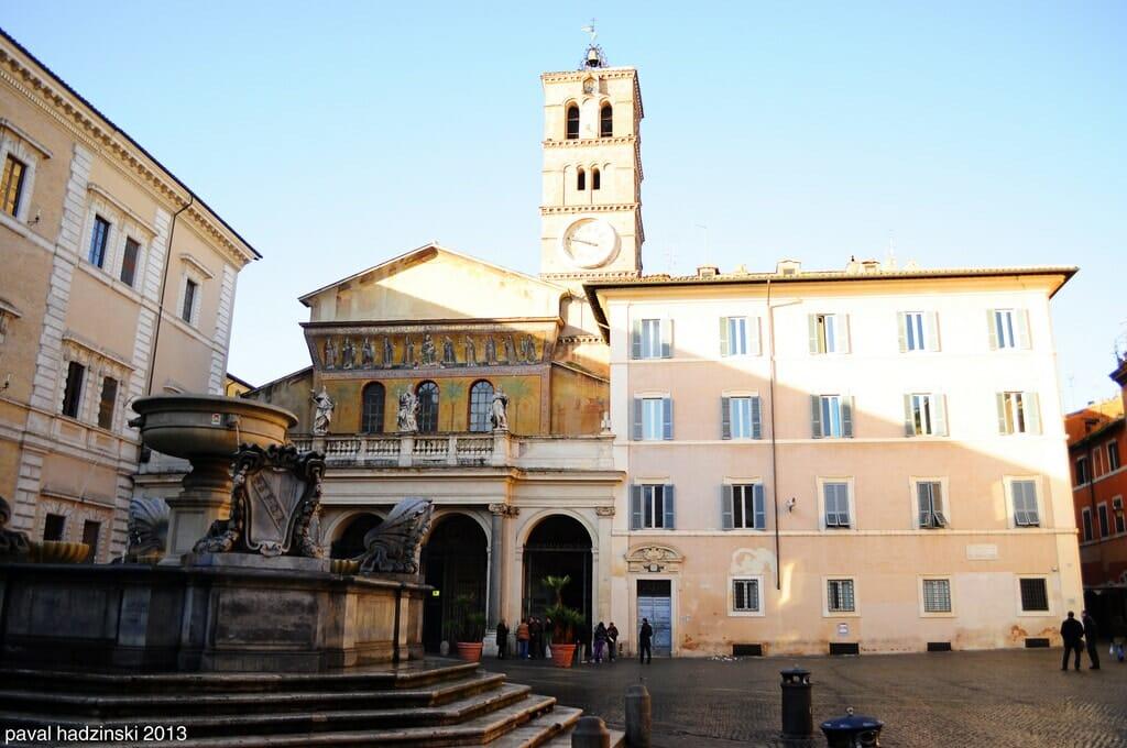 santa maria basilique