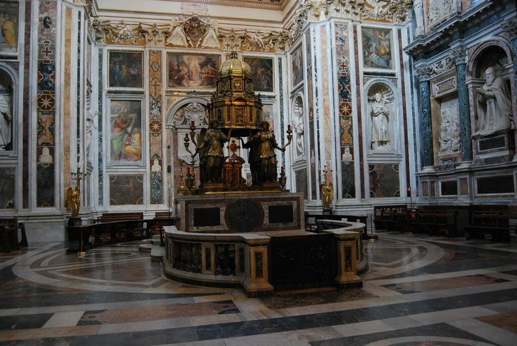visiter la chapelle sixtine rome