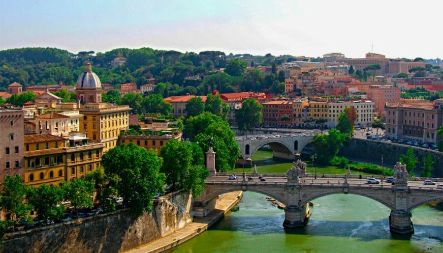 Rome saison par saison et mois par mois