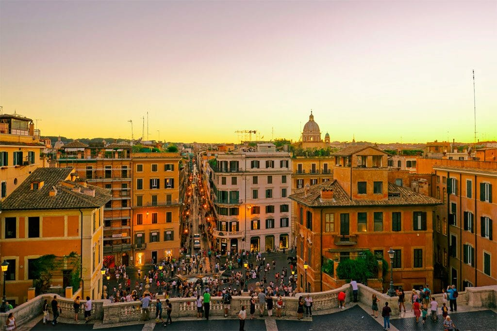 dormir a rome centre historique