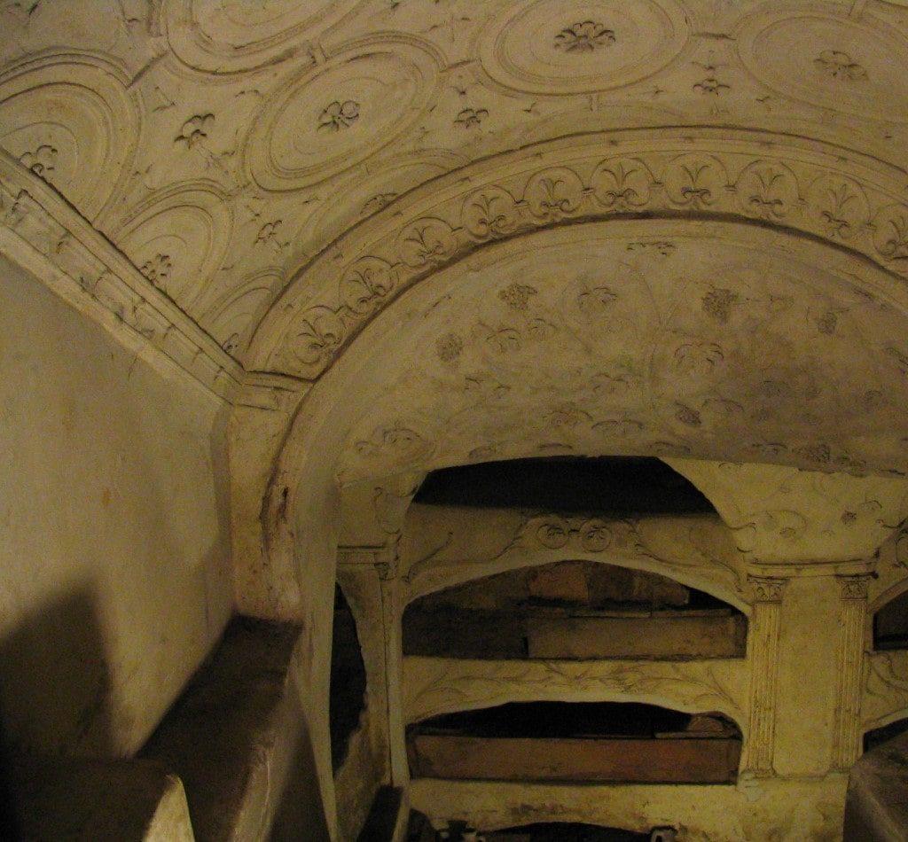 catacombes saint sebastien rome
