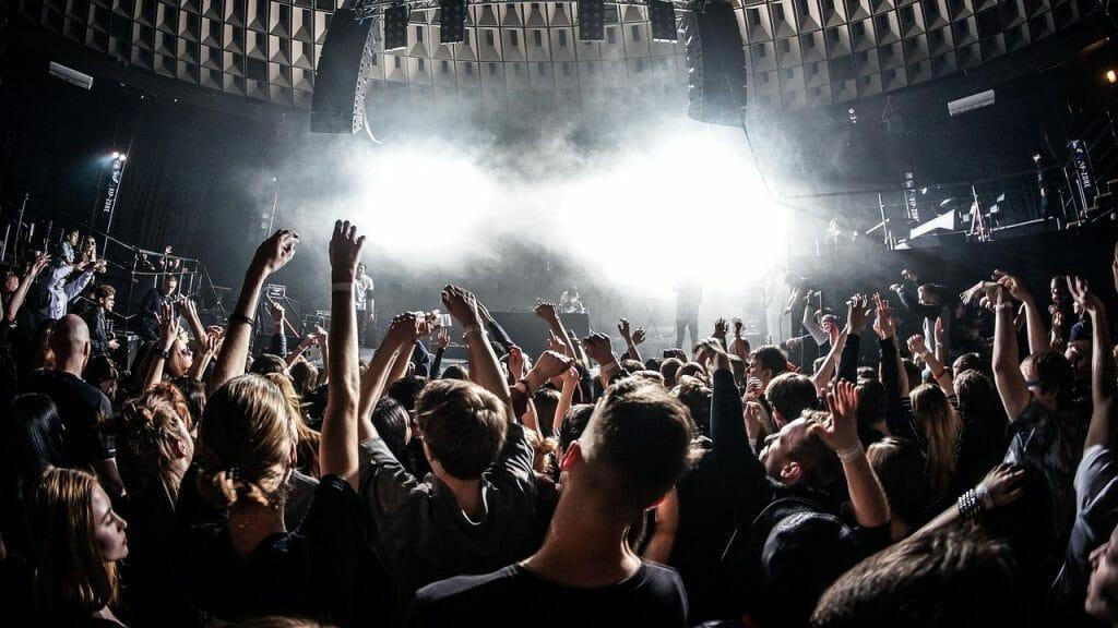 rome club discotheque