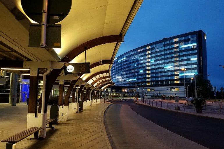 aeroport Fiumicino navettes