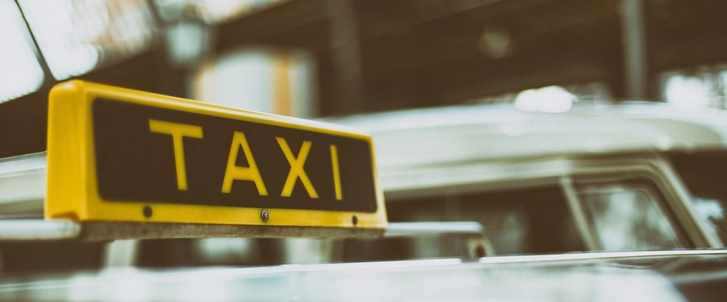 italie taxi rome
