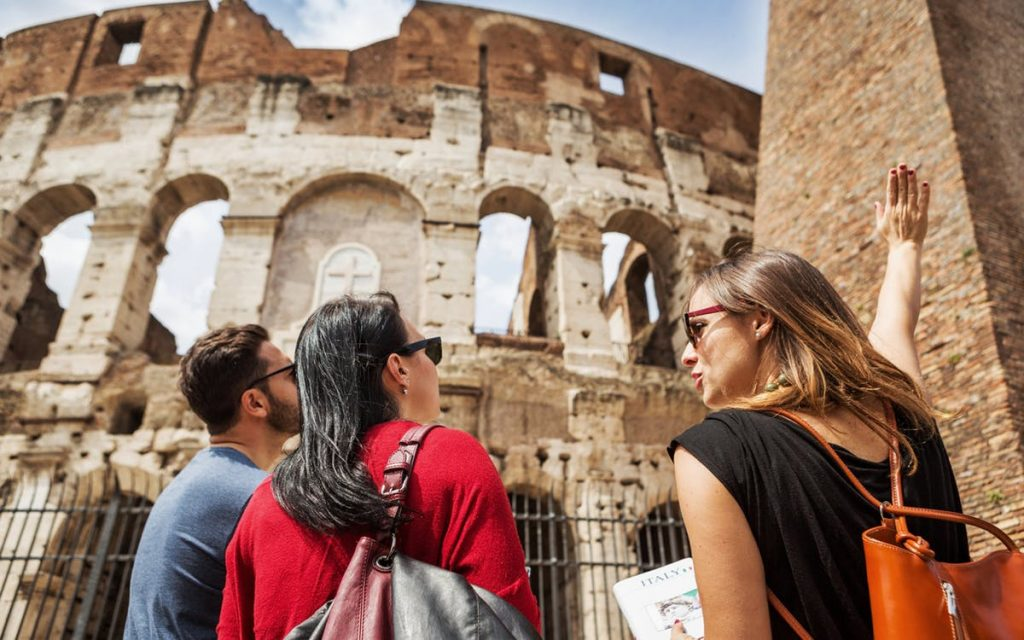 visite guidee colisee rome