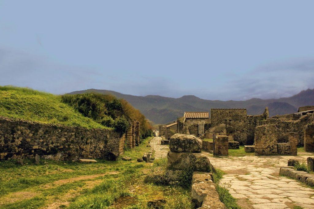 pompei italie visite journee depuis rome