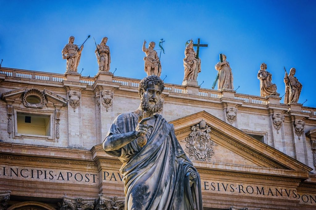 rome italie statue antique