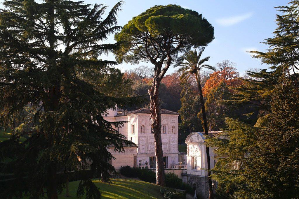 jardin vatican rome