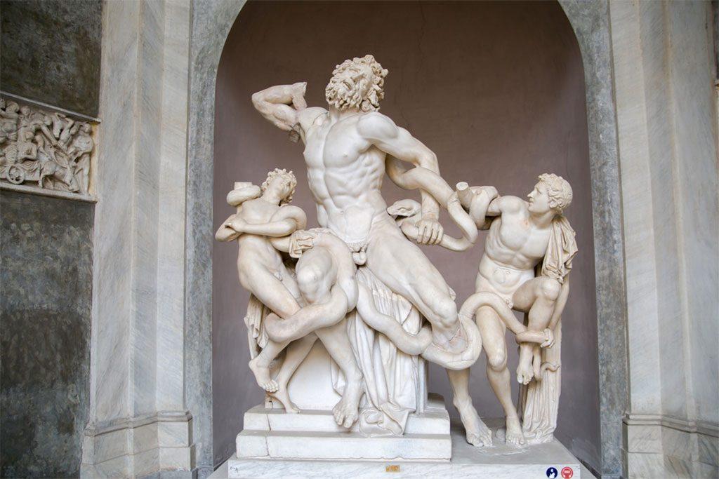 museo pio clementino rome