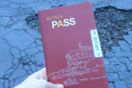 roma pass pass