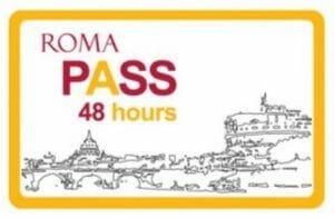roma pass 48h rome pass