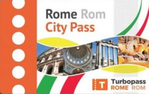 rome city pass turbopass
