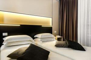 hotel smeraldo ou dormir a rome