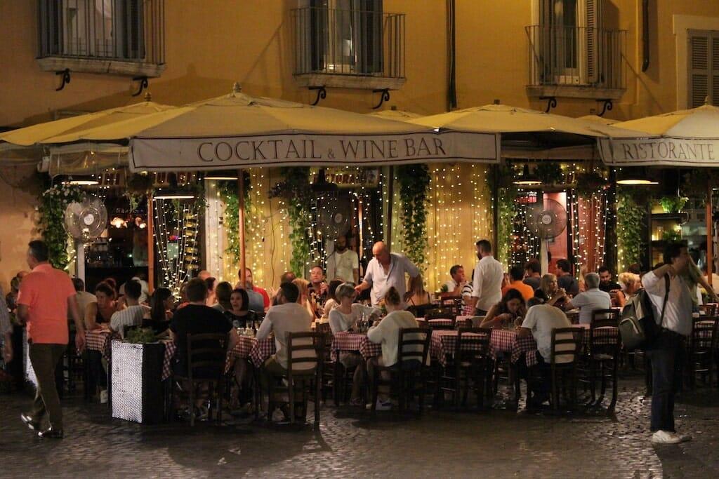 gastronomie rome