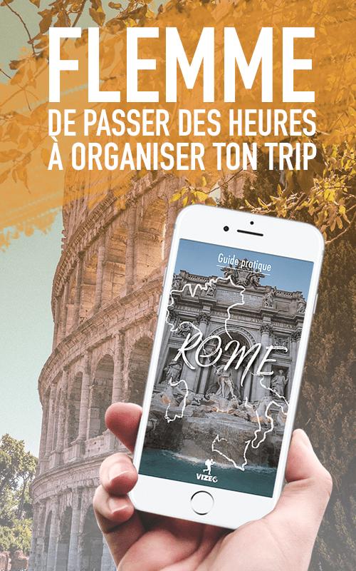 guide mobile gratuit rome je visite rome